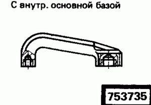 Код классификатора ЕСКД 753735