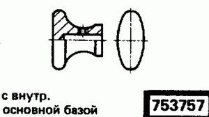 Код классификатора ЕСКД 753757