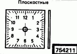 Код классификатора ЕСКД 754211
