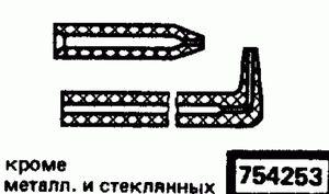 Код классификатора ЕСКД 754253