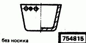 Код классификатора ЕСКД 754815
