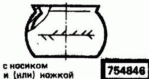 Код классификатора ЕСКД 754846