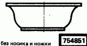 Код классификатора ЕСКД 754851
