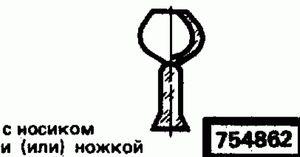 Код классификатора ЕСКД 754862
