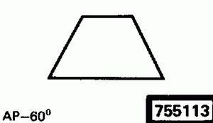 Код классификатора ЕСКД 755113