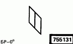 Код классификатора ЕСКД 755131