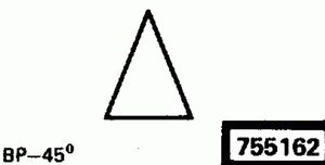 Код классификатора ЕСКД 755162