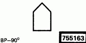 Код классификатора ЕСКД 755163