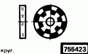 Код классификатора ЕСКД 755423