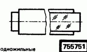 Код классификатора ЕСКД 755751