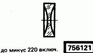 Код классификатора ЕСКД 756121