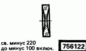 Код классификатора ЕСКД 756122