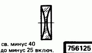 Код классификатора ЕСКД 756125