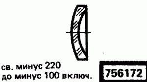 Код классификатора ЕСКД 756172