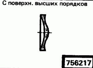 Код классификатора ЕСКД 756217