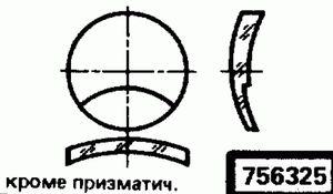 Код классификатора ЕСКД 756325
