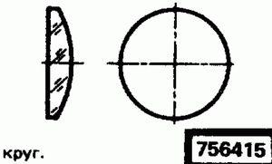 Код классификатора ЕСКД 756415