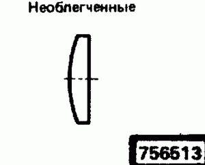 Код классификатора ЕСКД 756513