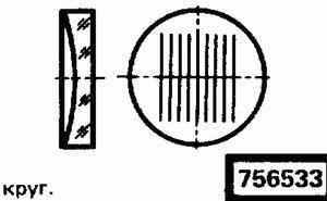 Код классификатора ЕСКД 756533