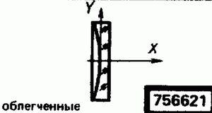 Код классификатора ЕСКД 756621