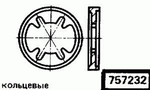 Код классификатора ЕСКД 757232