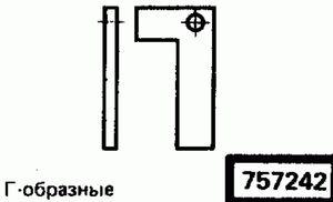 Код классификатора ЕСКД 757242