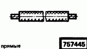 Код классификатора ЕСКД 757445