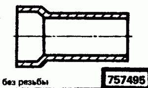 Код классификатора ЕСКД 757495