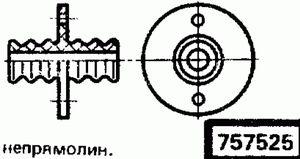 Код классификатора ЕСКД 757525
