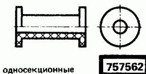 Код классификатора ЕСКД 757562