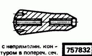 Код классификатора ЕСКД 757832