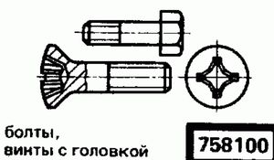 Код классификатора ЕСКД 7581