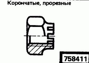 Код классификатора ЕСКД 758411