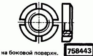 Код классификатора ЕСКД 758443