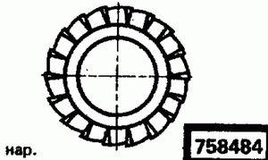 Код классификатора ЕСКД 758484