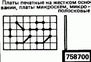 Код классификатора ЕСКД 7587