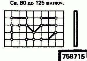Код классификатора ЕСКД 758715