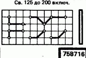 Код классификатора ЕСКД 758716