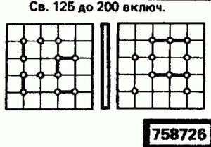 Код классификатора ЕСКД 758726