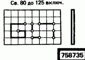 Код классификатора ЕСКД 758735