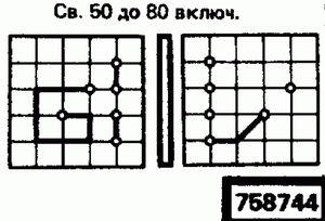 Код классификатора ЕСКД 758744