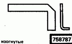 Код классификатора ЕСКД 758787