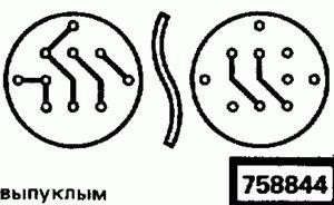 Код классификатора ЕСКД 758844