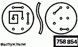 Код классификатора ЕСКД 758854