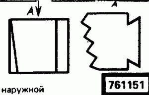 Код классификатора ЕСКД 761151