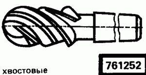 Код классификатора ЕСКД 761252