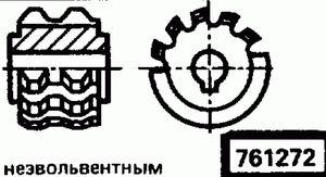 Код классификатора ЕСКД 761272