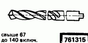 Код классификатора ЕСКД 761315