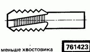 Код классификатора ЕСКД 761423