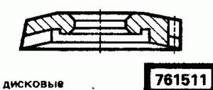 Код классификатора ЕСКД 761511